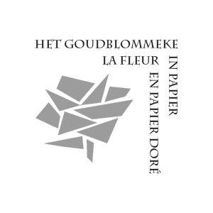 Goudblommeke logo