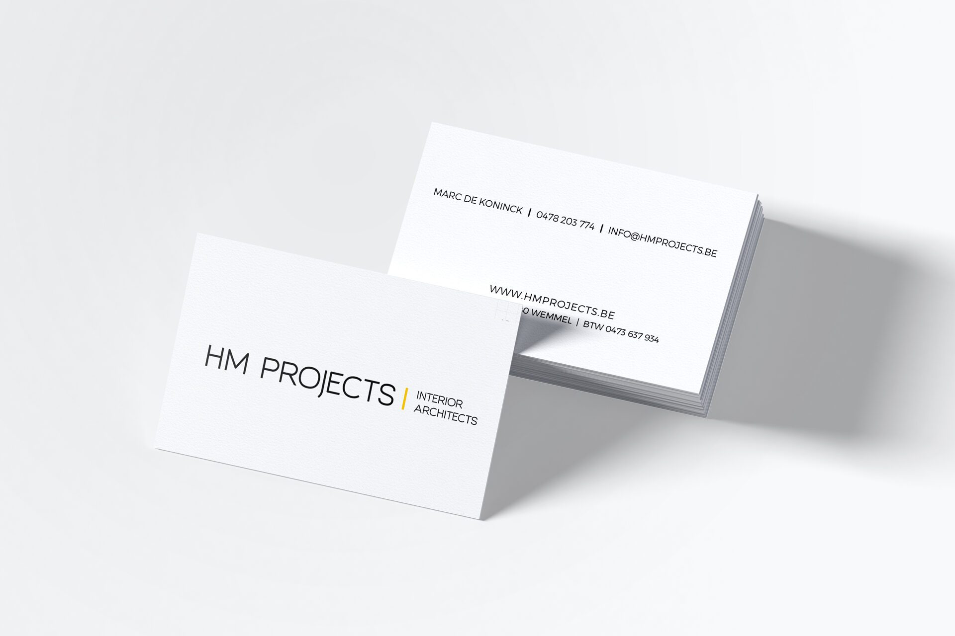 Picture HM projects Brand Identity