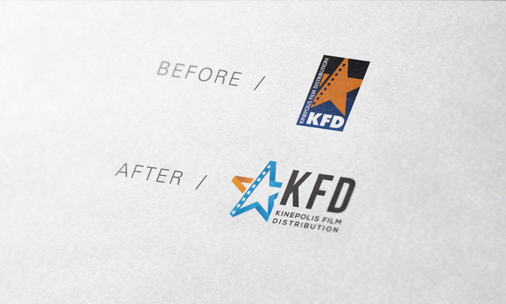 Picture KFD Brand Identity