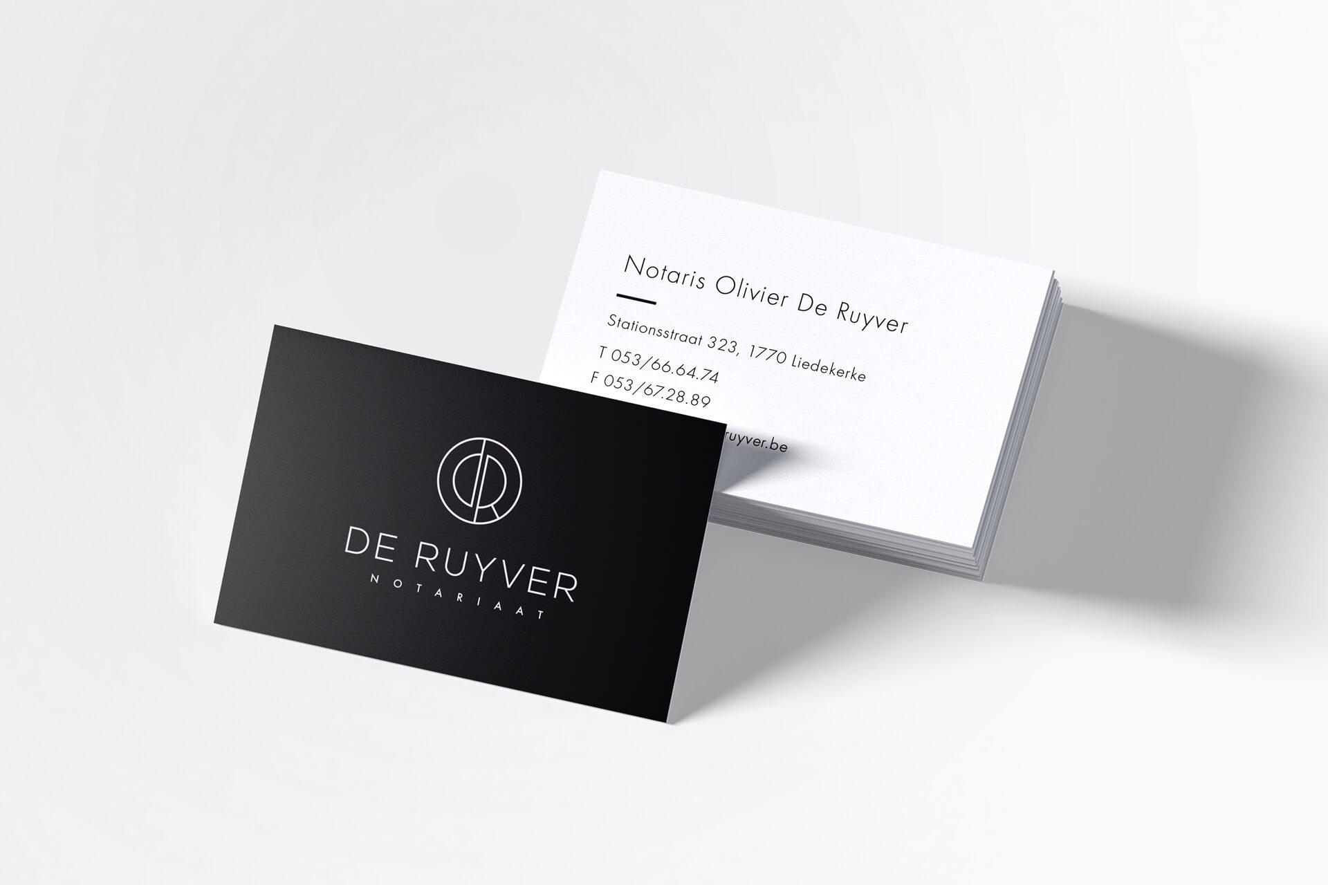 Picture De Ruyver Brand Identity