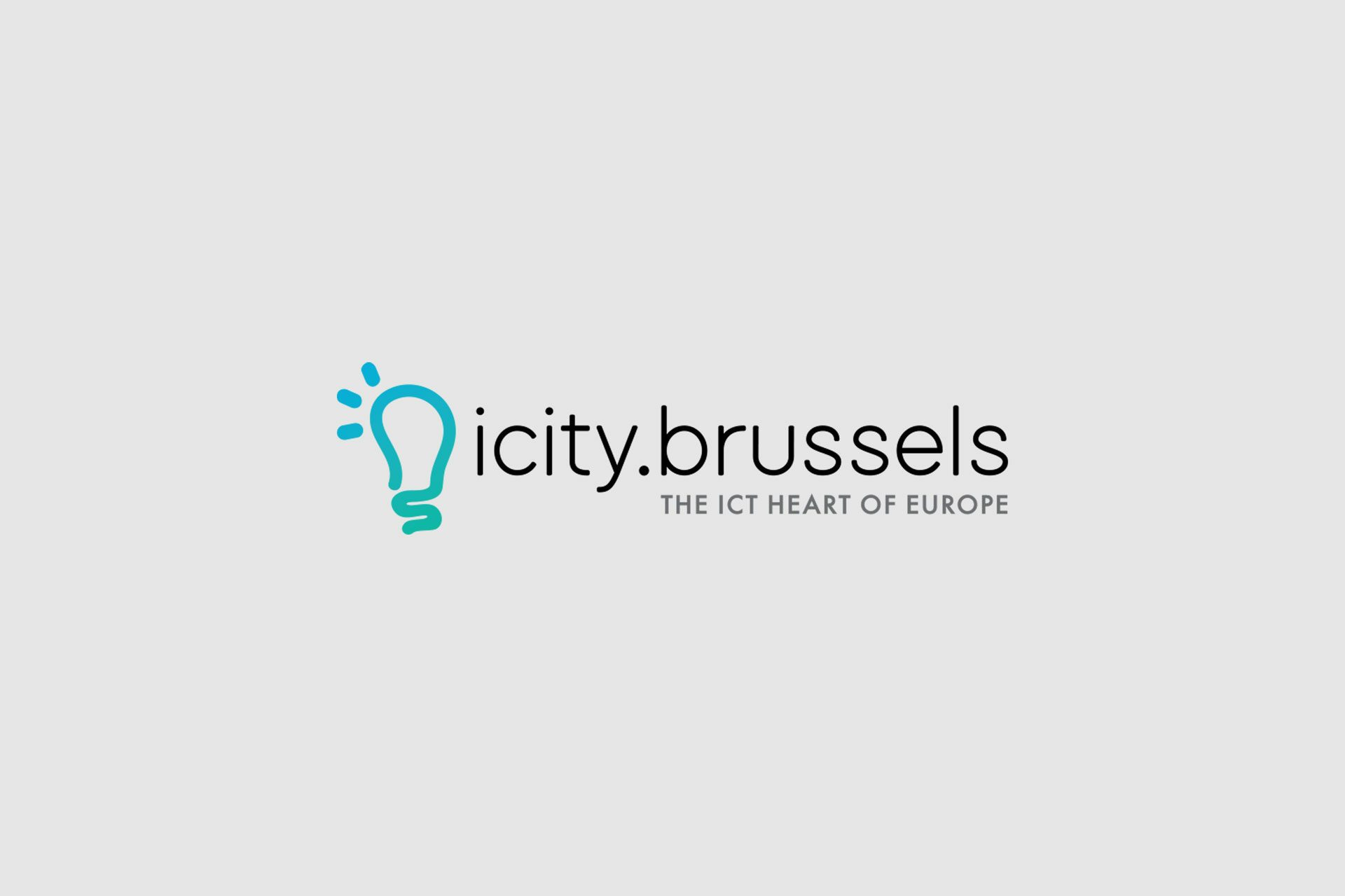 Picture iCity Brand Identity