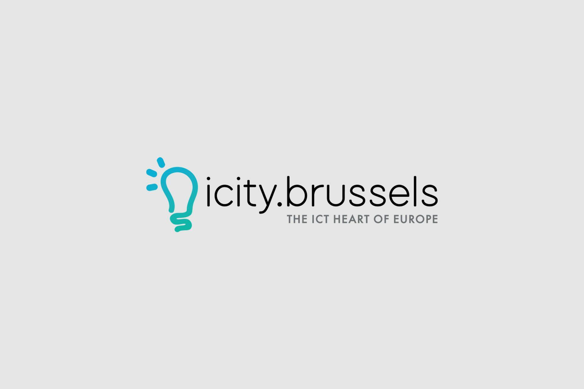 Afbeelding iCity Brand Identity