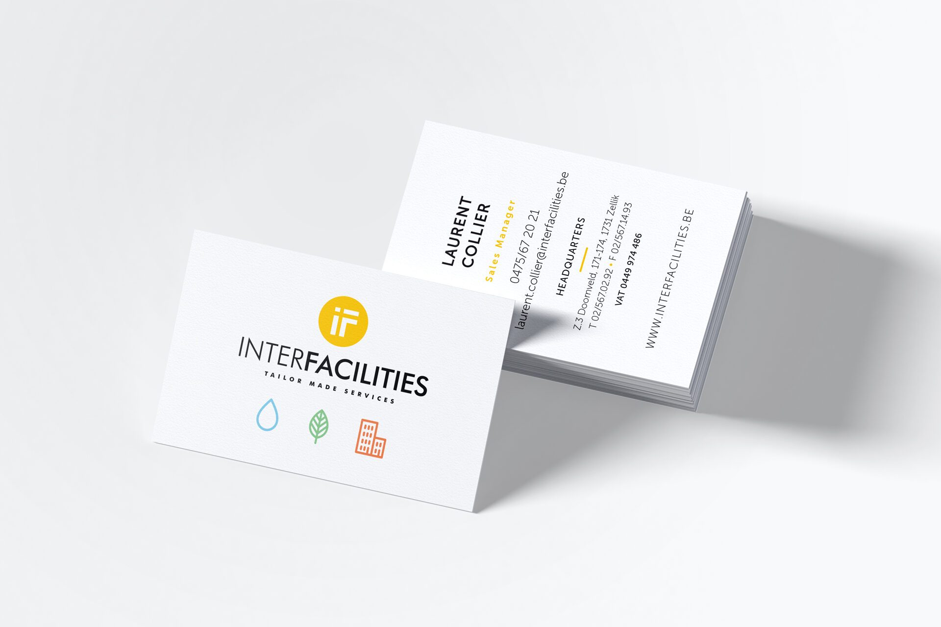 Picture Interfacilities Brand Identity