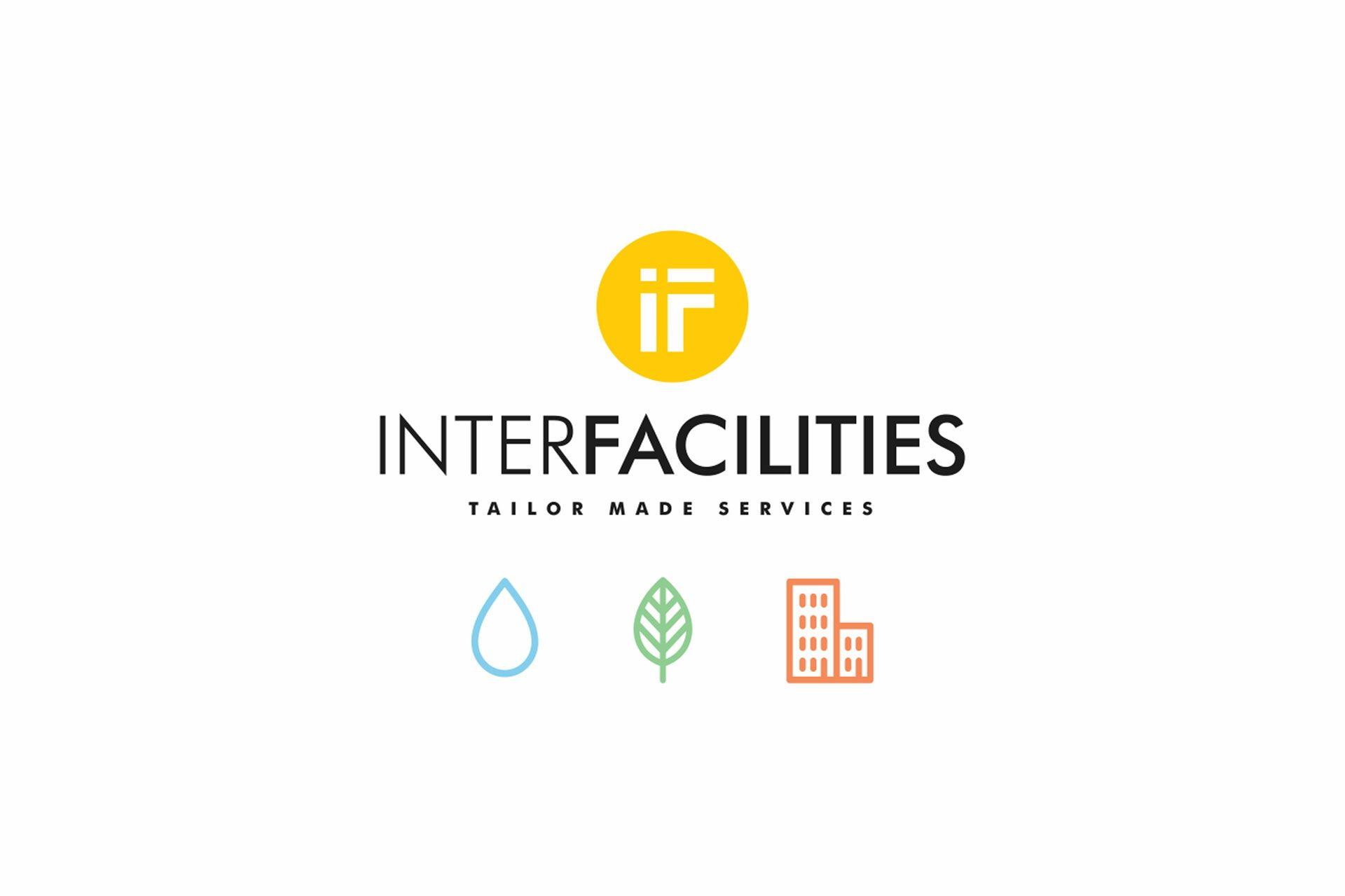 Afbeelding Interfacilities Brand Identity
