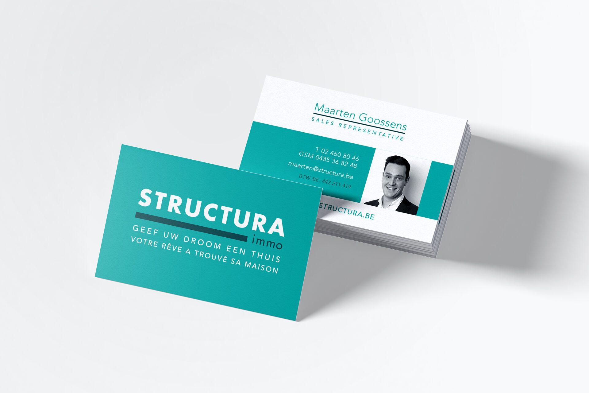 Picture Structura Brand Identity