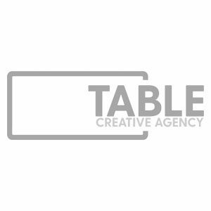 logo at the table - agency - client