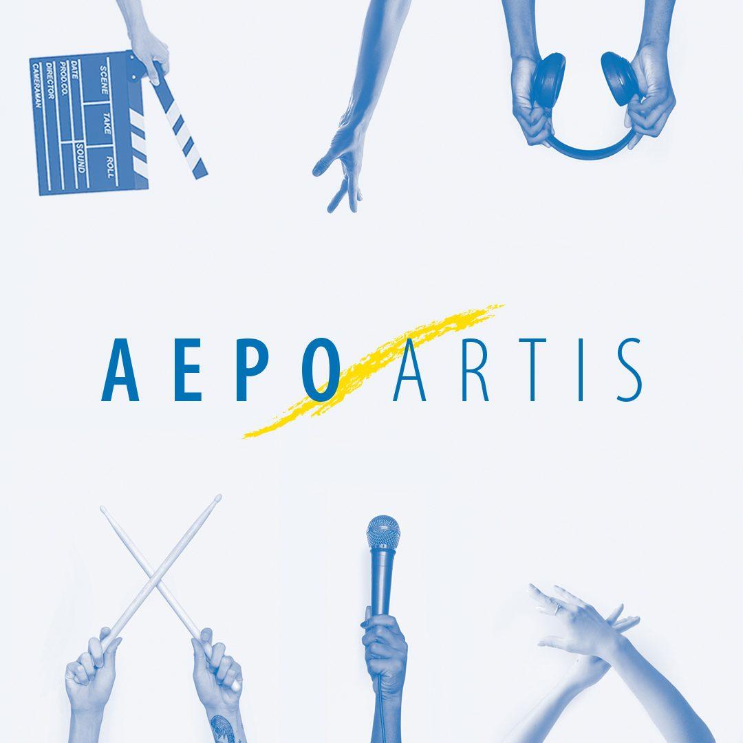 Afbeelding AEPO Artis flyer